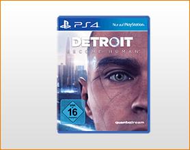 Detroit Become Human - PlayStation 4 für 35.99
