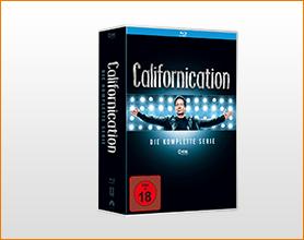 Californication - die komplette Serie (16 Blu-rays) für 39.99