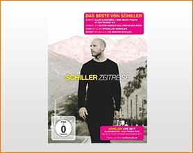 Schiller, VARIOUS - Zeitreise – Das Beste von Schiller für 12.99