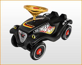 BIG Bobby-Car-Classic Fußball Fanediton für 27.99