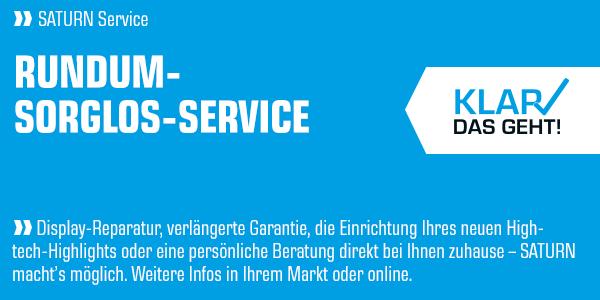 SATURN SERVICE - Rundum-Sorglos-Service