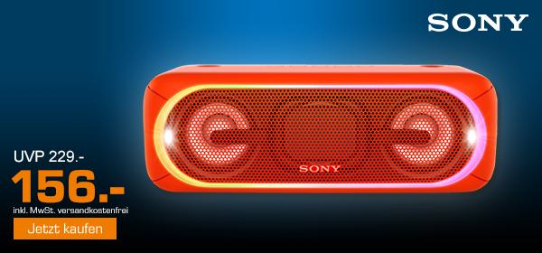 SONY SRS-XB 40 R für 156€