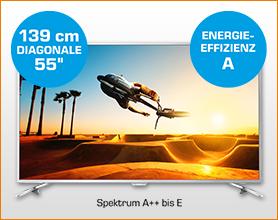 PHILIPS 55PUS7272/12 UHD 4K TV für 999.-