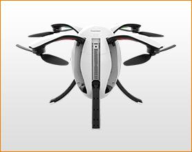 POWERVISION PowerEgg 4K Kamera Drohne für 777.-