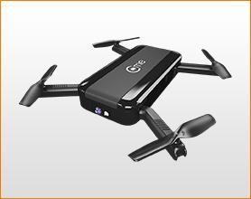 C-ME Selfie Quad Drohne für 79.-