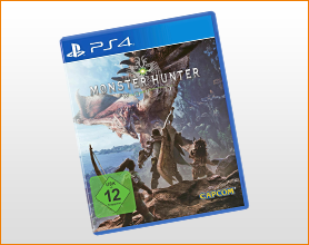 Monster Hunter: World - PlayStation 4 für 34.99