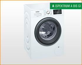 SIEMENS WD15G443 iQ500 7kg/4kg Waschtrockner für 749.-