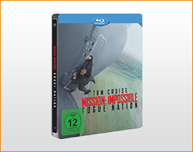 Mission Impossible - Rogue Nation (Steel-Edition) für 6.99