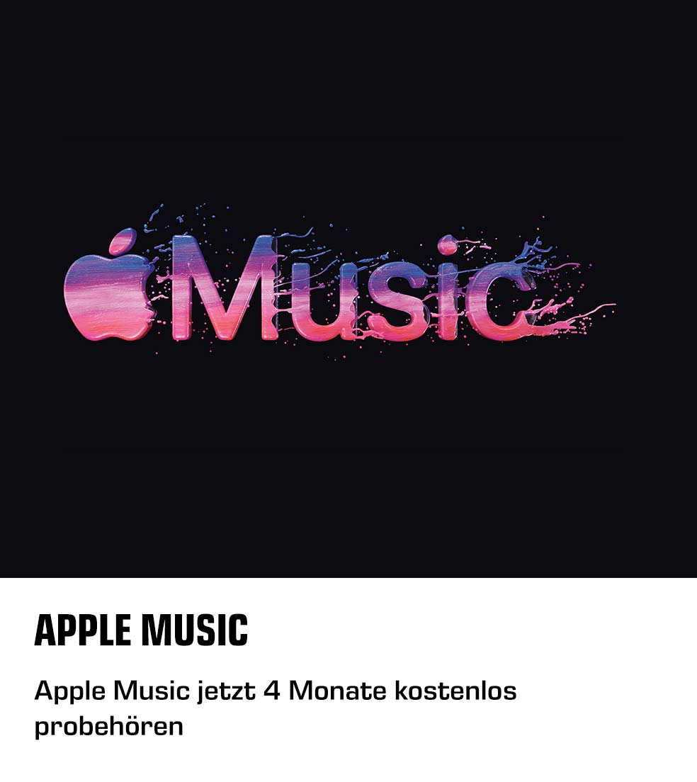 APPLE MUSIC - Apple Music jetzt 4 Monate kostenlos probehören