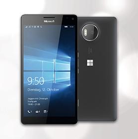 NOKIA Lumia 950 XL black für 349 €