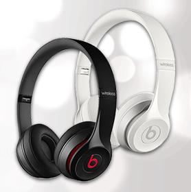 BEATS Solo 2 Wireless Bluetooth Kopfhörer für 179€