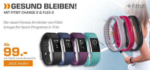 Die neuen Fitbit-Armbänder ab 99€